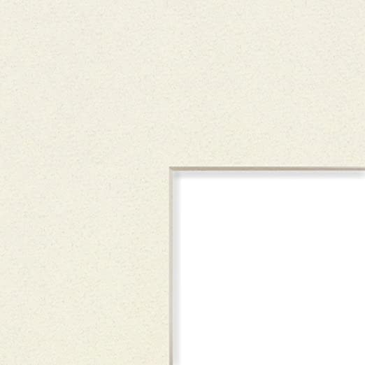 Craig Frames 16x20 Picture Frame Matting Cream Core Opening for 12x16 Image