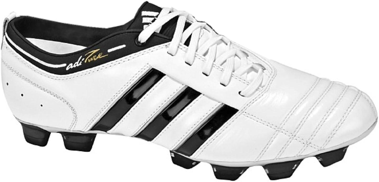adidas Adipure 2 TRX FG White BLK 038371, Weiss, 40 2/3 ...