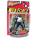 Spider-Man: The Animated Series Web Force Web Swamp Spidey Action Figure