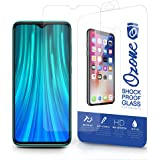Ozone Xiaomi Redmi Note 8 Pro Tempered Glass Screen Protector Shock Proof HD Glass Protector