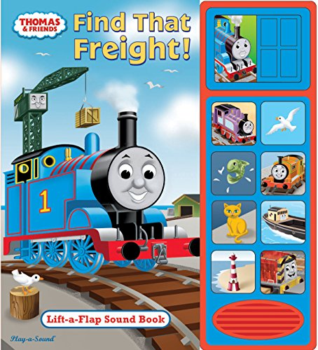 Sound Tank (THOMAS THE TANK ENGINE FIND THAT FREIGHT (Little Lift and Listen))
