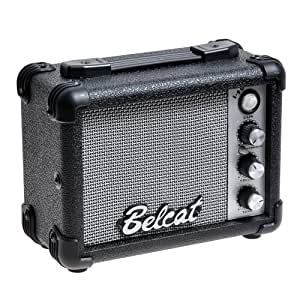belcat i 5g black mini amplifier guitar combo amp battery power overdrive musical. Black Bedroom Furniture Sets. Home Design Ideas