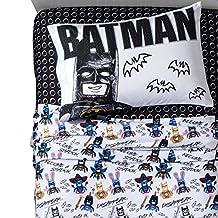 The Lego Batman Movie Twin Sheets (Sketchy Batman)