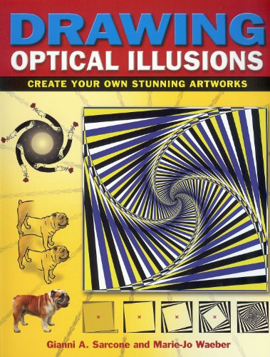 how to draw optical illusions - 9