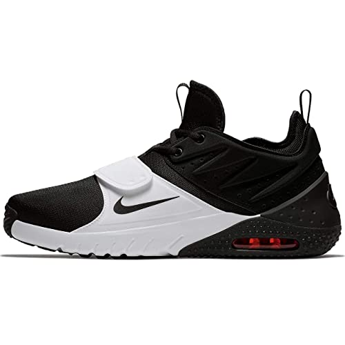Nike Nike Air Max Trainer 1 (BlackWhiteRed Blaze) Men's Cross Training Shoes from Zappos | People