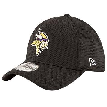 New Era 39Thirty Cap Platinum Sideline Minnesota Vikings