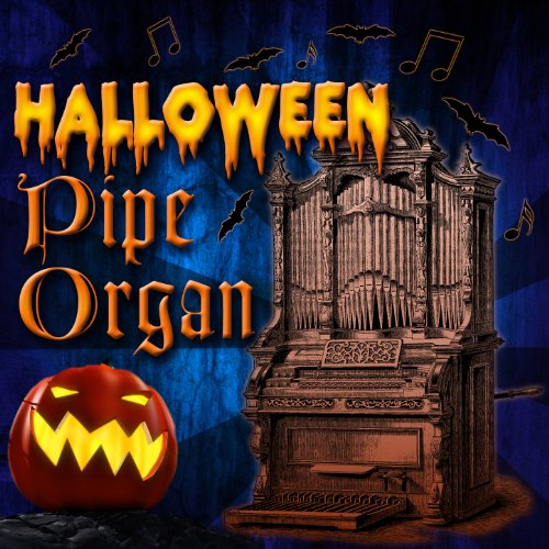 Halloween Pipe Organ -