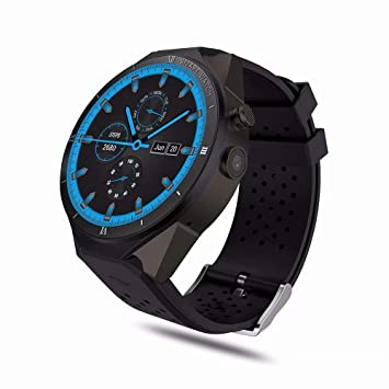Amazon.com : WTGJZN KW88 Pro Smart Watch Men Android 7.1 ...