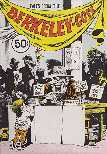 Used, Tales From the Berkeley-Con #0 FN ; S.U.P.E.R.B. U.C. for sale  Delivered anywhere in USA