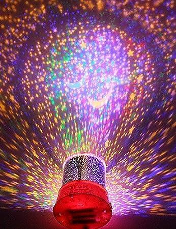 Diy Sternenhimmel cincin diy romantische galaxy sternenhimmel projektor licht für
