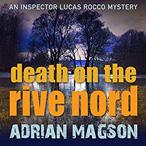 Death on the Rive Nord Audiobook