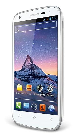 Wiko CINK PEAX - Smartphone libre Android (pantalla 4.5