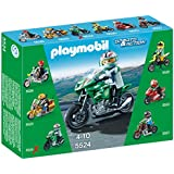 PLAYMOBIL Sports Bike Set