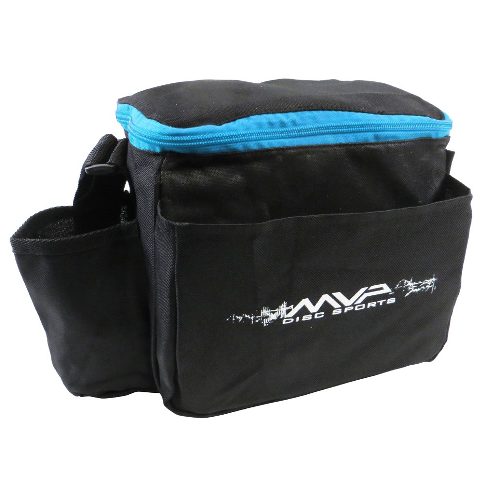 MVP Cell Starter Disc Golf Bag - Teal by MVP Disc Sports