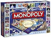 Winning Moves 44055 Monopoly: Monopoly Disney Classics