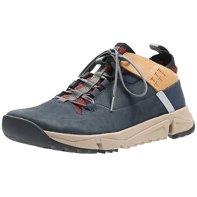 Clarks Tritrack Rise Navy Combi 26130354
