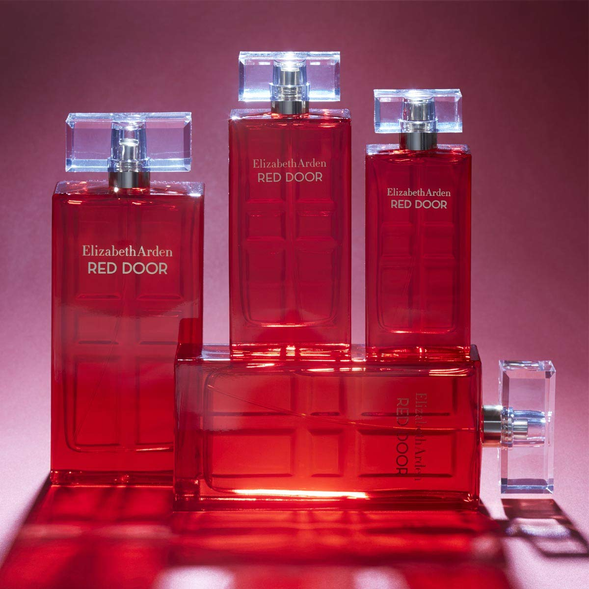 Elizabeth Arden Red Door Eau de Toilette Spray - 100 ml: Elizabeth Arden: Amazon.es: Belleza