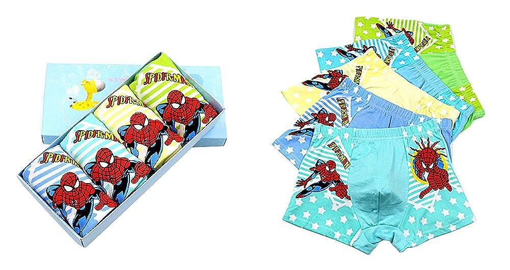 Pack of 4 X Shop Little Boys Boxer Brief