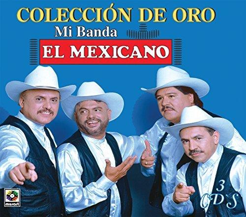 Price comparison product image Mi Banda El Mexicano (Coleccion de Oro Sony-738928) by Mi Banda El Mexicano (2015-08-03)