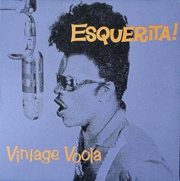 Amazon | Vintage Voola [12 inch Analog] | Esquerita, Buddy DeSylva, Walter  Donaldson | 輸入盤 | 音楽