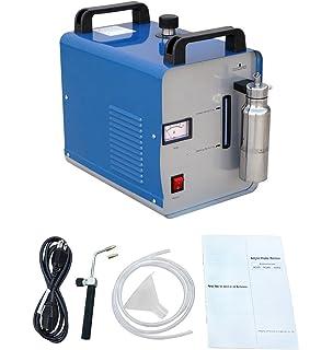 ECO-WORTHY Oxygen Hydrogen Water Welder Flame Polisher Acrylic Flame Polishing Machine 75L/H