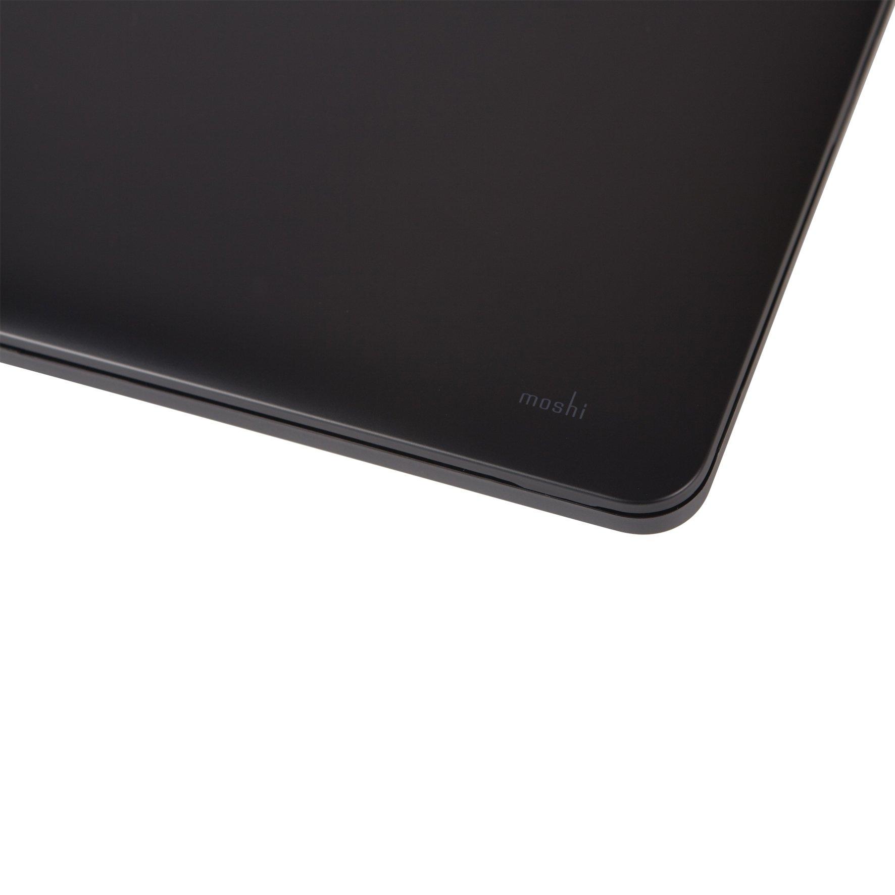 Moshi iGlaze Hard Case for MacBook Pro Retina 15'' (2012-2015) (Stealth Black) by Moshi (Image #4)