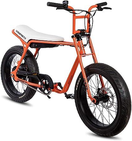 Super 73 Z1 Astro Orange