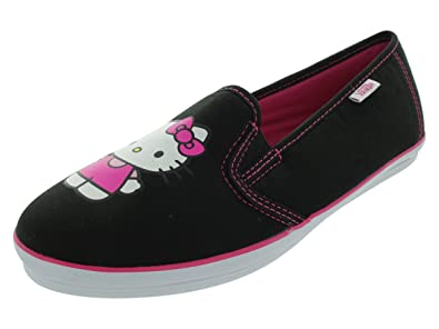 e7cd1d2fe6 Vans Women s VANS KALANI (HELLO KITTY) CASUAL SHOES ...