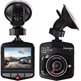 Dash Cam Full HD 1080P Car Dashboard Camera DVR Driving Video Recorder,Built in G-Sensor,Parking Monitor,Motion Detection,Loop Recording