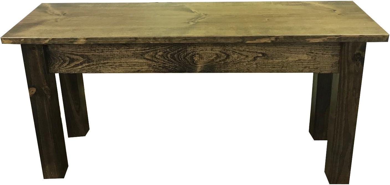 Rustic Bench 36 L