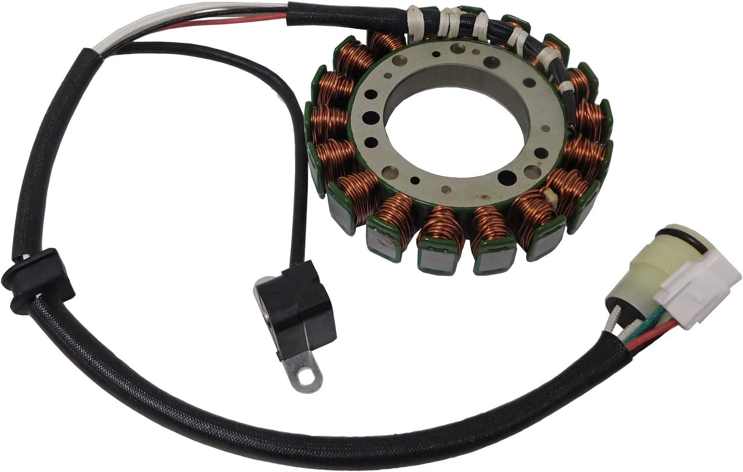 285690 Big Bear 400 21-901 Warrior 350 YFM350 2002-2004 5FU-81410-00-00 New Yamaha Stator For ATV Raptor 350 YFM350 2004-2010 RM01017