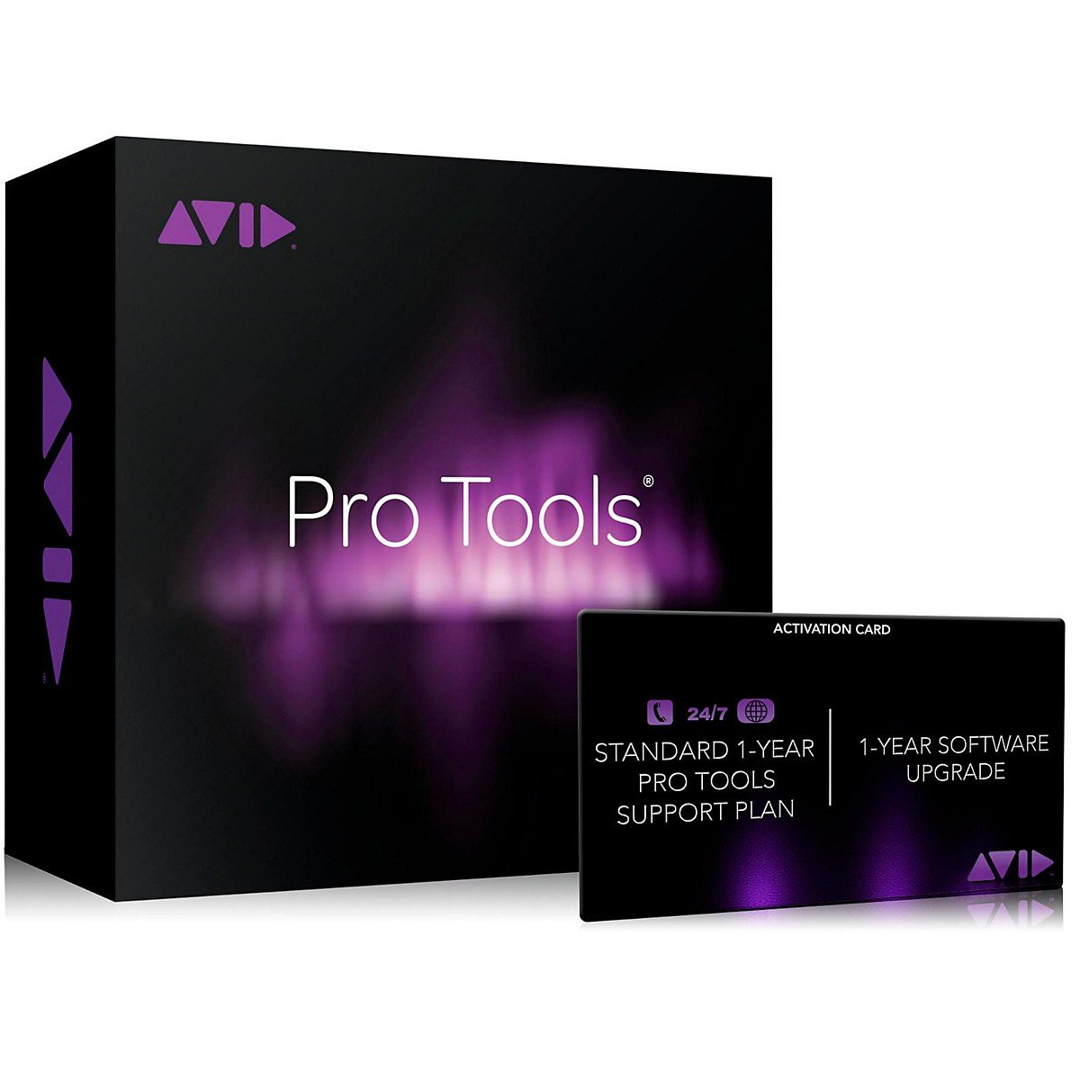 Avid Pro Tools Annual Subscription (1 Year) - Institution 9935-65904-00