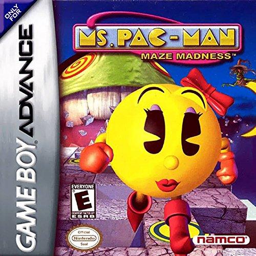Ms. Pac-Man: Maze Madness
