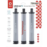 LifeStraw Red Cross Personal Water Filter