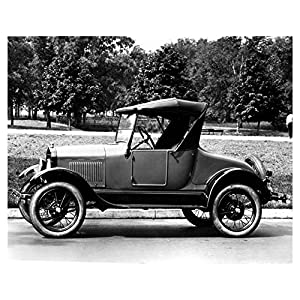 1926 Ford Model T Roadster Factory Photo