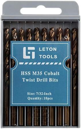 Bosch HSS-Co Cobalt Drill Bit 3.2mm Pack of 10