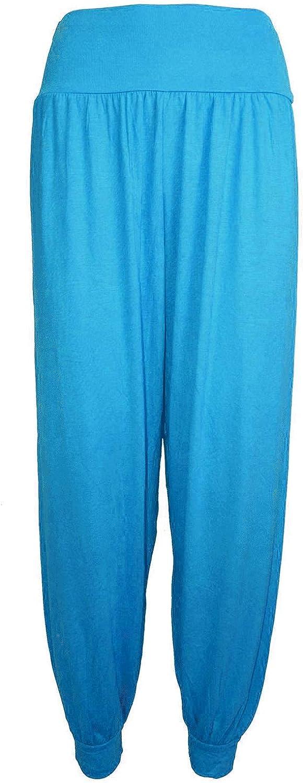Fashion Star Kids Girls Ali Baba Harem Baggy Loose Full Length Leggings Long Trousers Pants