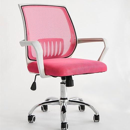 Silla ergonómica de oficina,Giratoria Elevable y reclinable Silla ...