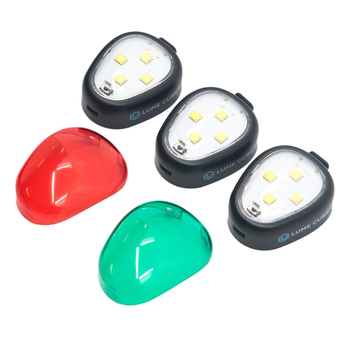 Lume Cube Strobe - Anti-Collision Lighting for Drones (3-Pack) by LUME CUBE