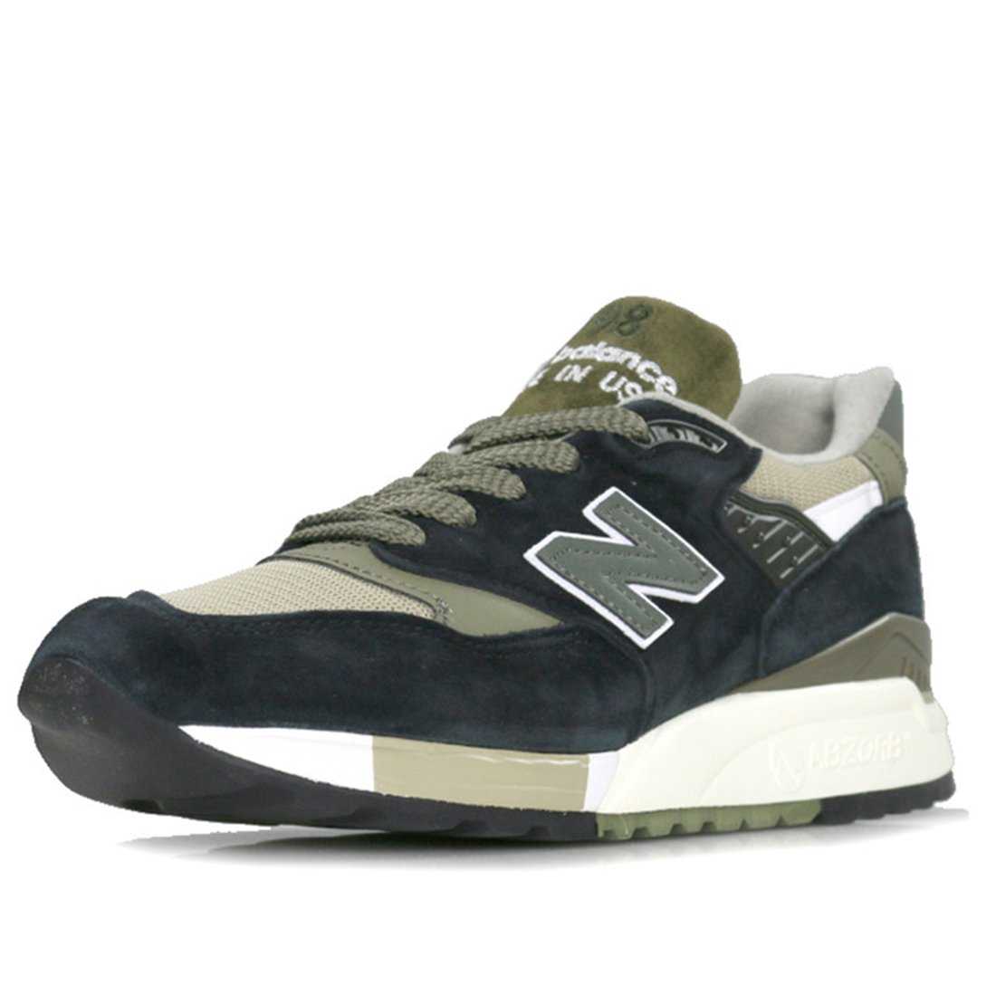 noir vert New Balance Balance M998, DBOA dark gris  économiser 35% - 70% de réduction