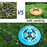 BONFOTO-Universal-Portable-Protective-Fast-fold-Landing-Pad-for-RC-Drones-HelicopterDJI-Mavic-Pro-Phantom-34-4-ProInspire-1-2GoPro-Karma-3DR-SoloParrot-and-foldable-positive-and-negative