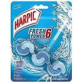 Bloco Sanitário Fresh Power 6, Acqua Marine, Harpic
