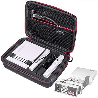 Smatree Mallette de transport pour Nintendo NES Classic Edition Mini ... f4a852caa82