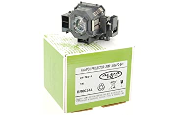 Projector Lamp Module for Epson EMP-X5E//PowerLite HC 700//H283A//H283B//EB-TW420