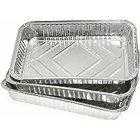 Wiltshire 52092 Barbecue Foil Trays Medium, Silver