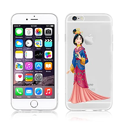 coque iphone 5 mulan