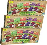 Stretch Island Fruit Leather Variety Pack 144-Count, 0.5-Ounce Package