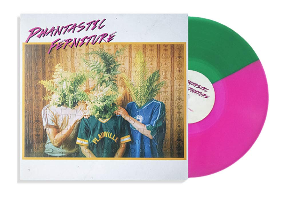 Phantastic Ferniture' - Exclusive Pink and Green Split Color vinyl, LTD. to 500 [vinyl] Phantastic Ferniture