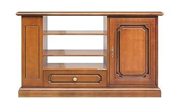 Amazon.de: TV-Anrichte für Wohnzimmer, klassisches Möbel aus Holz ...