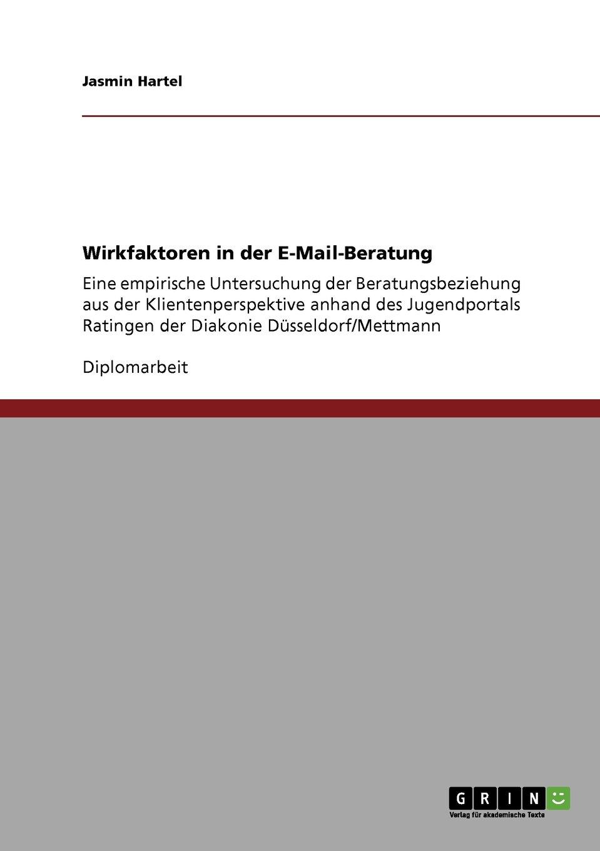 Download Wirkfaktoren in der E-Mail-Beratung (German Edition) PDF
